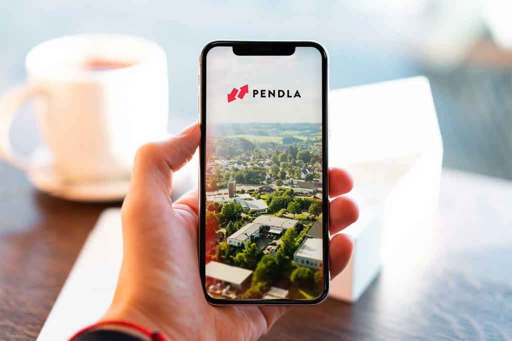 pendla smartphone